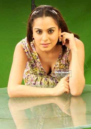 Shraddha Arya - Sexy in Black Saree | HQ Pics n Galleries
