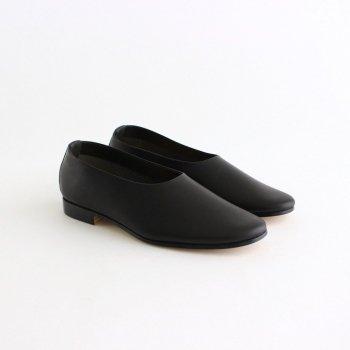 FOOT CAST SLIP ON #BLACK [mj-s-fcs] _ Hender Scheme   エンダースキーマ