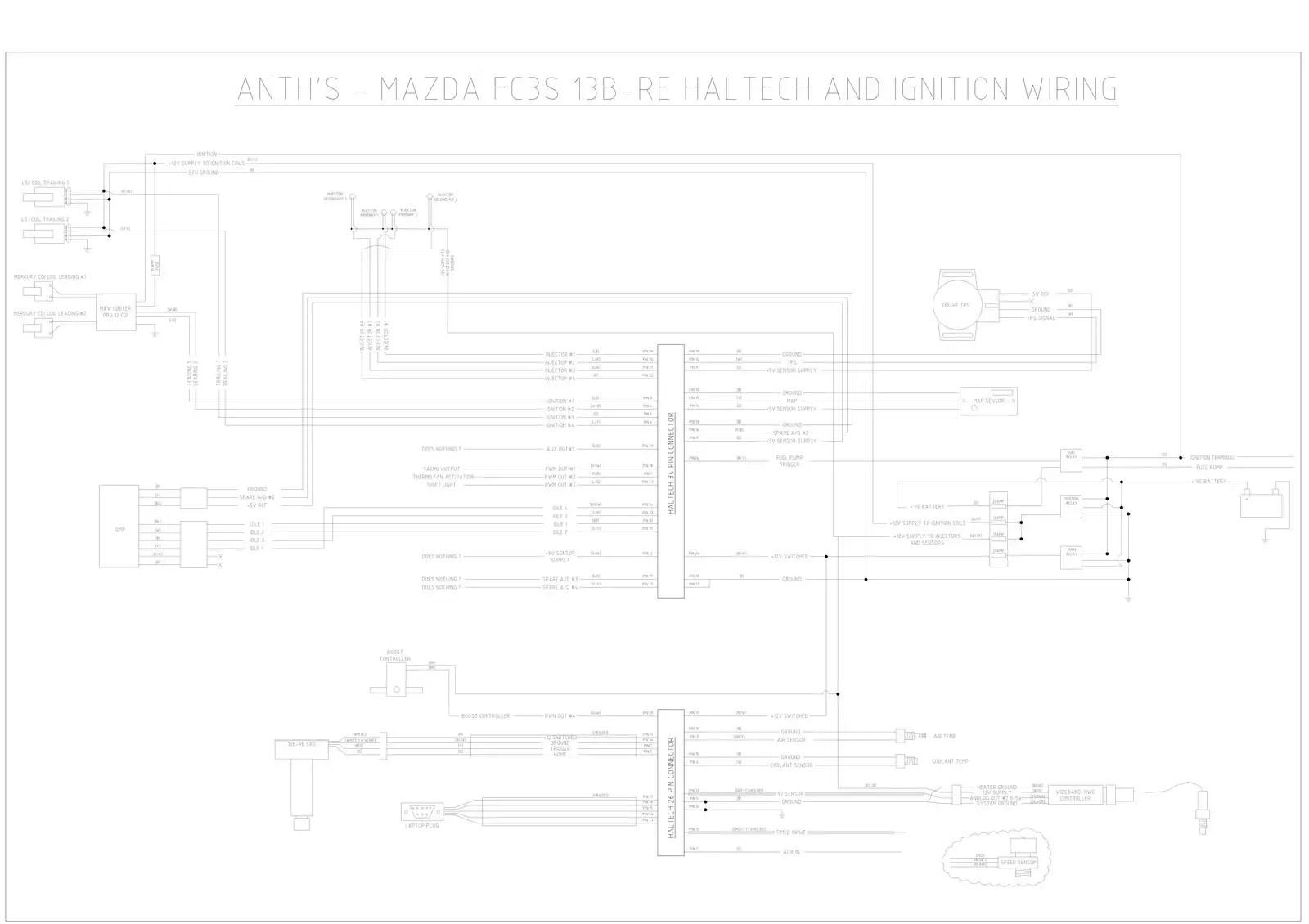 hight resolution of honda wiring diagram msd wiring diagram on haltech 5 wire
