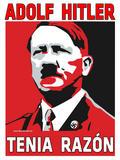 Poster Hitler estilo Obama