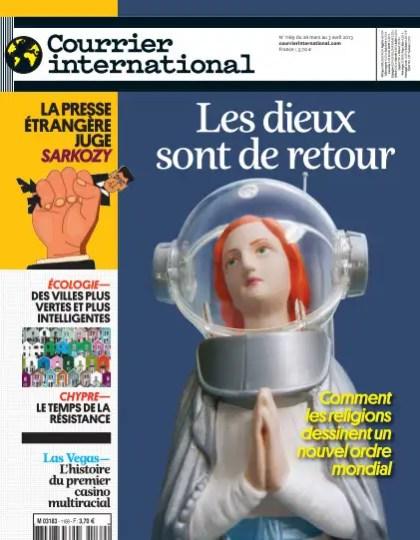 Courrier international N°1169 du 28 Mars au 3 Avril 2013