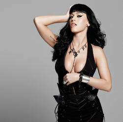 Katy Perry topless in Yu Tsai Photoshoot 2010 for Esquire - Hot Celebs Home