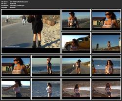th 019262343 DM V008 Rolloblading.wmv 123 556lo - Denise Milani - MegaPack 137 Videos