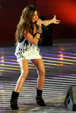 "Ashley Tisdale leggy as she performs at the TV Show""Wetten, dass..? in Palma de Mallorca, Spain - Hot Celebs Home"