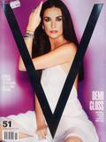 Demi Moore - V Magazine - Hot Celebs Home