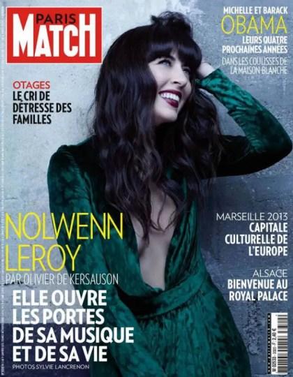 Paris Match N°3320 du 03 au 09 Janvier 2013