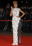 Rihanna braless in see-through white dress at NRJ Music Awards 2010 in Cannes - Hot Celebs Home