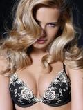 Petra Nemcova models for La Senza - lingerie shoot) - Hot Celebs Home