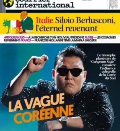 Courrier International N°1154 du 13 au 19 Décembre 2012