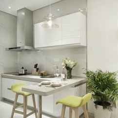 Small Kitchen Bar Kitchens By Design 简约小户型吧台式小厨房装修图片 小厨房吧