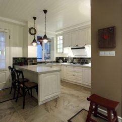 Kitchen Chandeliers Moen Arbor Faucet 现工美式风格厨房吊灯设计 收藏