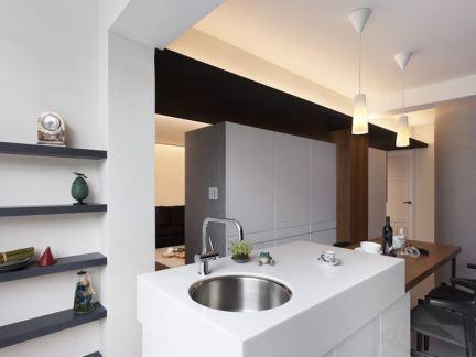 blanco kitchen sink white small table 2019简约厨房水槽图片 房天下装修效果图 白色简约家居厨房水槽效果图