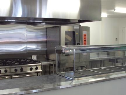 commercial kitchen tile backsplash ideas for 2019商用厨房图片 房天下装修效果图 大饭店商用厨房设计