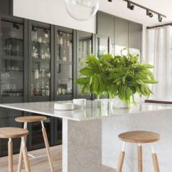 Kitchen Glass Cabinets Corner Cabinet Storage 2019厨房玻璃柜效果图 房天下装修效果图 厨房玻璃柜效果图