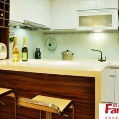 Small Kitchen Bar Macys Aid 2019吧台式小厨房装修设计 房天下装修效果图 吧台式小厨房装修设计