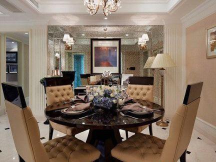 circle kitchen table glass tiles for 家庭餐桌布置-家庭餐桌椅套布,家庭餐桌布置图片大全,餐桌上的摆设图片欣赏,家庭小餐桌