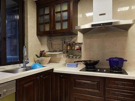 kitchen armoire unique items 2019厨房壁橱装修效果图 房天下装修效果图 美式风格厨房壁橱装修效果图