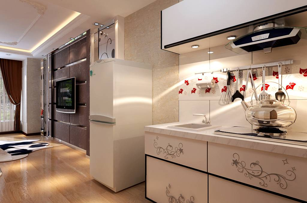 kitchen curtains for sale country sinks 米色现代风格厨房窗帘装修设计图 厨房窗帘出售