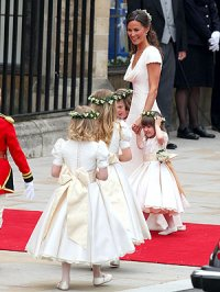 Royal Wedding Coverage: Pippa Middleton and Other Bridal ...