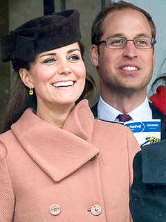 The Duke and Duchess of Cambridge Welcome a Son