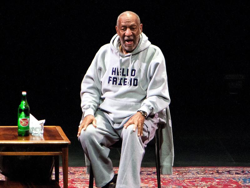 Bill Cosby realiza el sábado en Denver