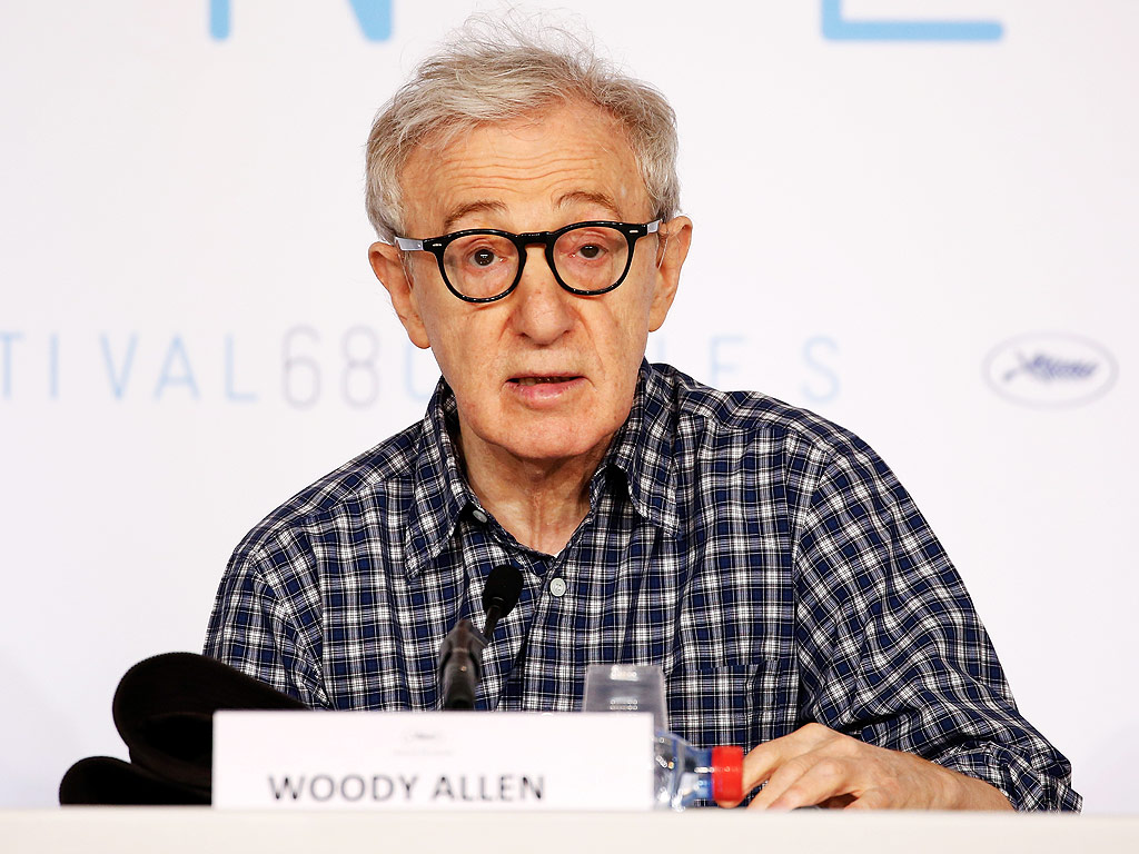 Woody Allen's 5 Most Hilariously Depressing at Cannes Film Festival