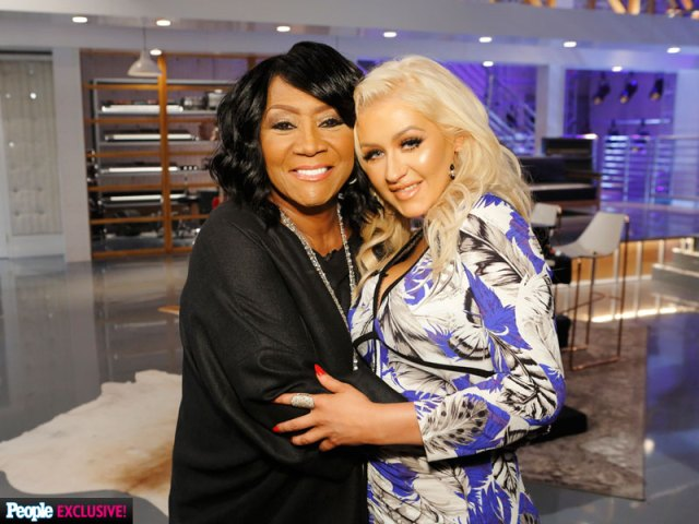 Patti LaBelle Joins The Voice as Team Christina's Advisor