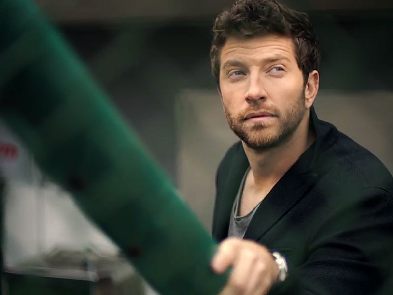 Brett Eldredge Wanna Be That Song Exclusive Video Premiere  Peoplecom