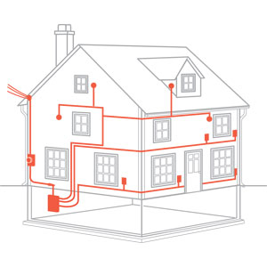 House Electrical Wiring Diagram Electrical Wiring Diagrams For