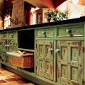 Distressed kitchen cabinet painting guide this old house