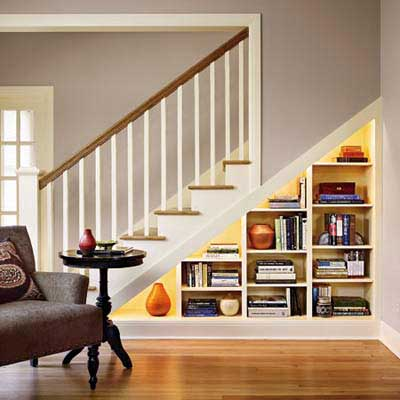 UndertheStairs Storage  Staircase Design and Upgrade Ideas  This Old House