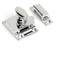 Hardware: Latch | All About Kitchen Cabinets | This Old House
