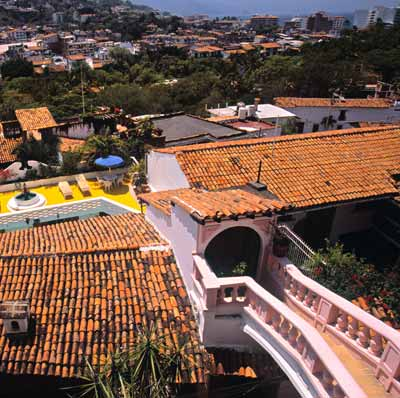 Casa Kimberley Puerto Vallarta Mexico  The 10 Most Romantic Homes in the World  This Old House