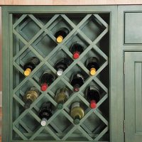 Plans to build How To Build A Wine Rack In A Kitchen ...