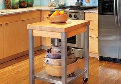 Diy Portable Kitchen Islands