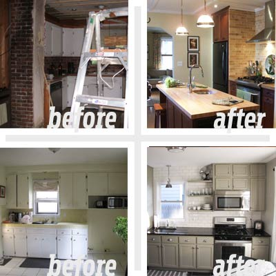 Design Tips For Small Kitchens00 Enchanting House Renovation Ideas Before And After Design Inspiration