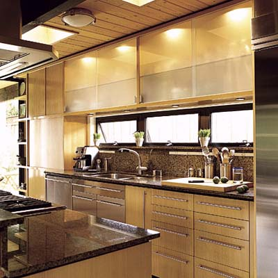 Set the Mood  Kitchen Lighting Schemes  This Old House