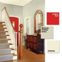 Entry Foyer: Add a Single Accent   3 Small Spaces, 9 Bold ...