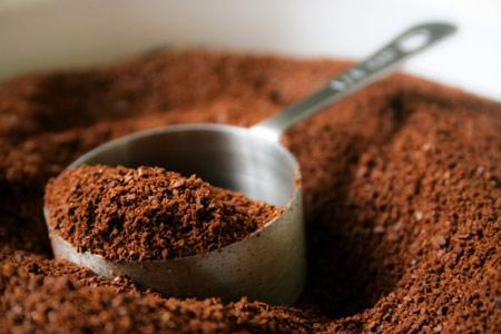 Vintage Deko selber machen mit Kaffeebohnen