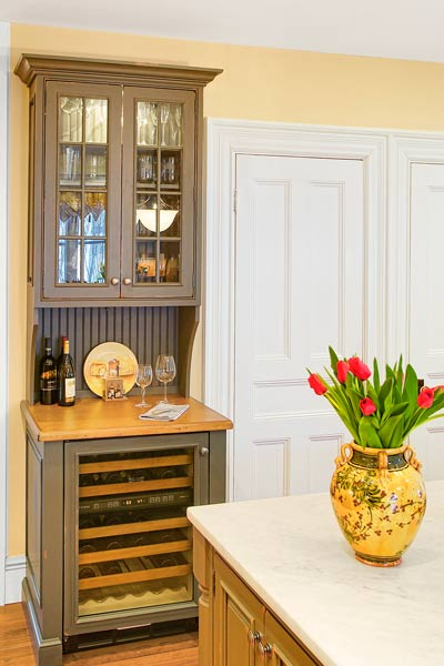 Kitchen Bar  BuiltIns That Make Entertaining Easier  This Old House