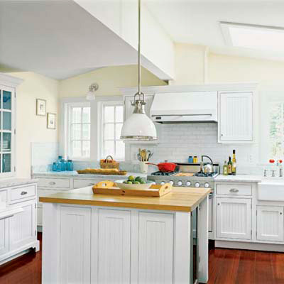 beach cottage style kitchens Beach Cottage | Editors' Picks: Our Favorite Cottage