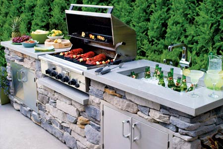 outdoors kitchen renovations on a budget outdoor kitchens require arc fault i would classify these as