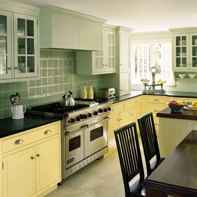 how to remodel a small kitchen discounted appliances lots of butter | editors' picks: our favorite colorful ...