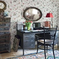 Quirky Cottage-Style Home Office   Create a Quirky Cottage ...