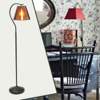 Floor Lamp | Create a Quirky Cottage-Style Home Office ...