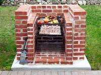 Barbecue Pit Barbecue Smoker Pit House 12 Pictures Wood ...