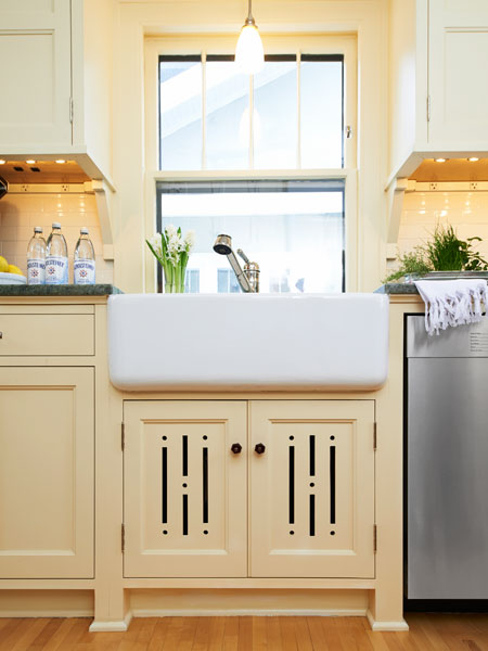 air vent for kitchen sink table two circulation cutouts | same space, more storage ...