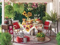 French Country Patio | Create a French Country Patio ...