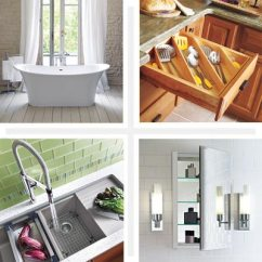 Coiled Kitchen Faucet Hgtv Backsplash Our Favorite New Product Picks | Best And Bath ...