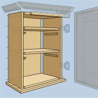 How to Build How To Build A Storage Cabinet PDF Plans